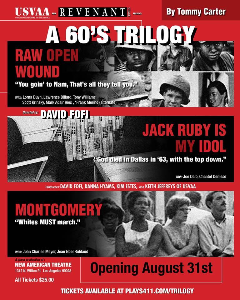A 60's Trilogy