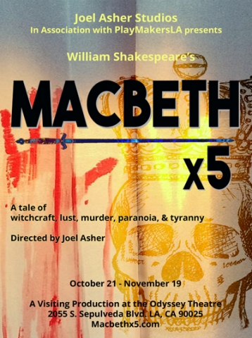 Macbeth x 5